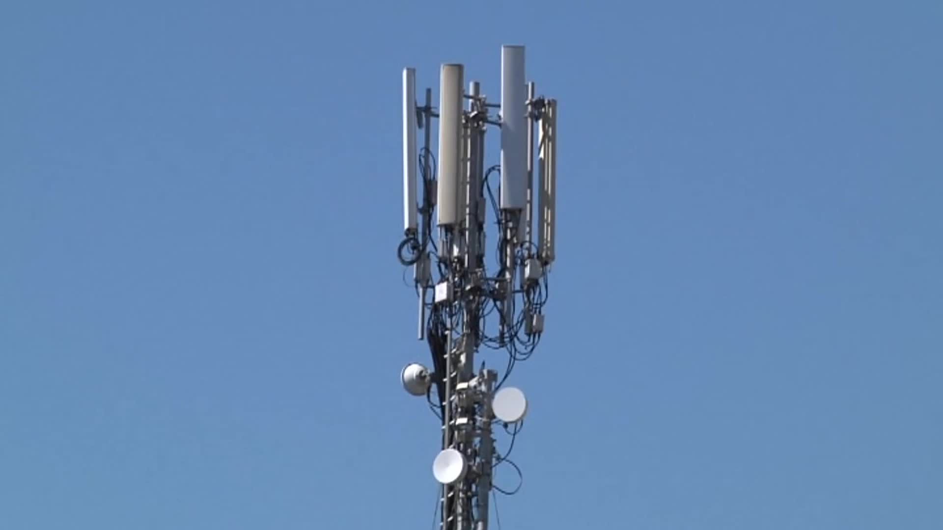 Antenne 5G a Fiumicino