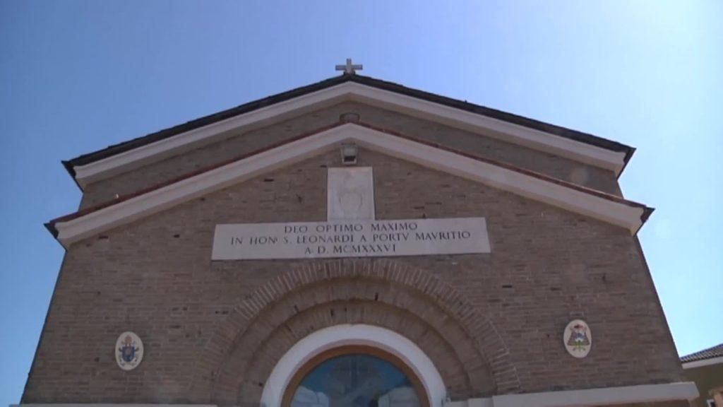 Chiesa sottoscrizione