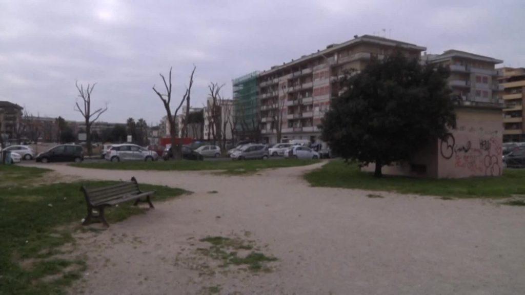 Ostia: atti vandalici ai danni del giardino Alberto Giaquinto 4