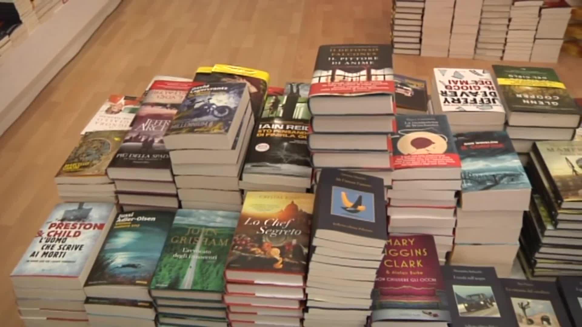 Ostia: ecco come stanno lavorando le librerie