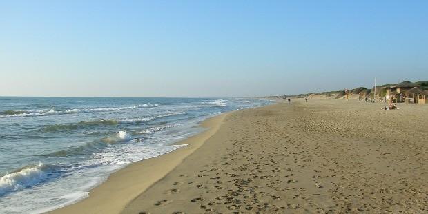 spiagge chiuse