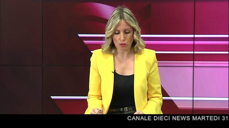 Canale 10 News 31/03/2020 seconda edizione