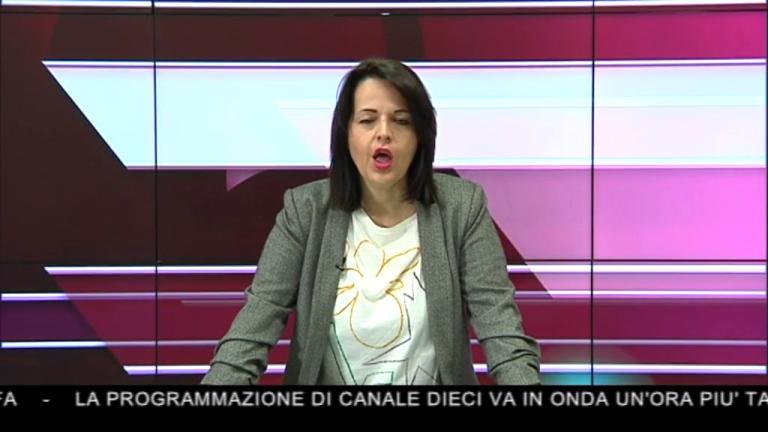 Canale 10 News 02/04/2020 seconda edizione