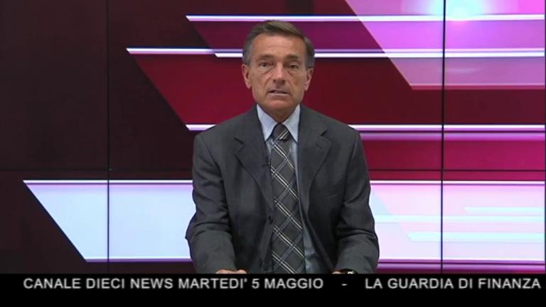 Canale 10 News 05/05/2020 seconda edizione
