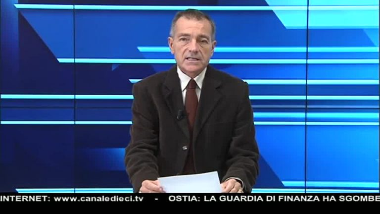 Canale 10 News 20/11/2019