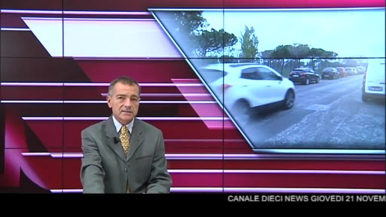 Canale 10 News 21/11/2019 seconda edizione