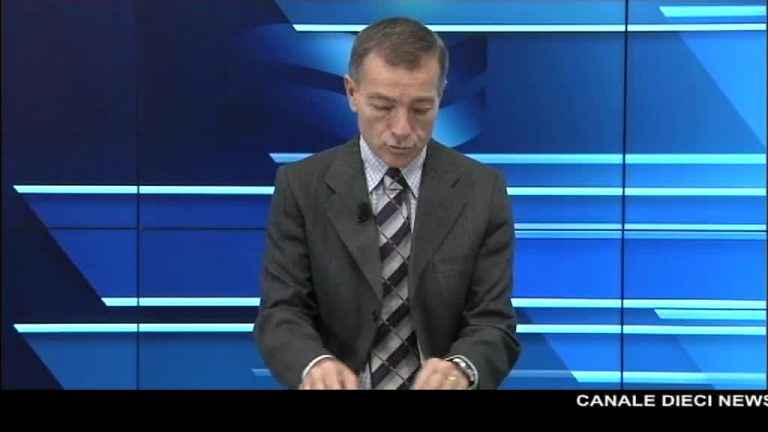Canale 10 News 03/12/2019