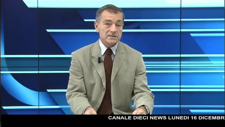 Canale 10 News 16/12/2019