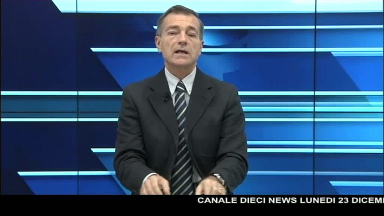 Canale 10 News 23/12/2019