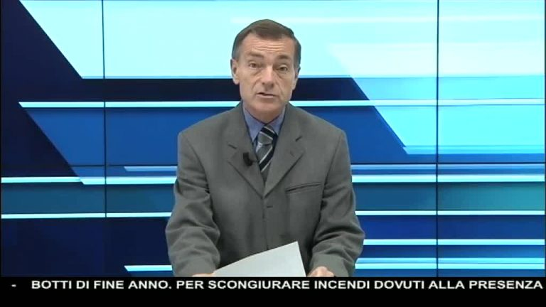 Canale 10 News 28/12/2019