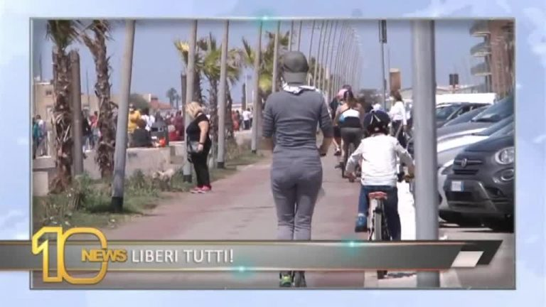 Canale 10 News 11/05/2020