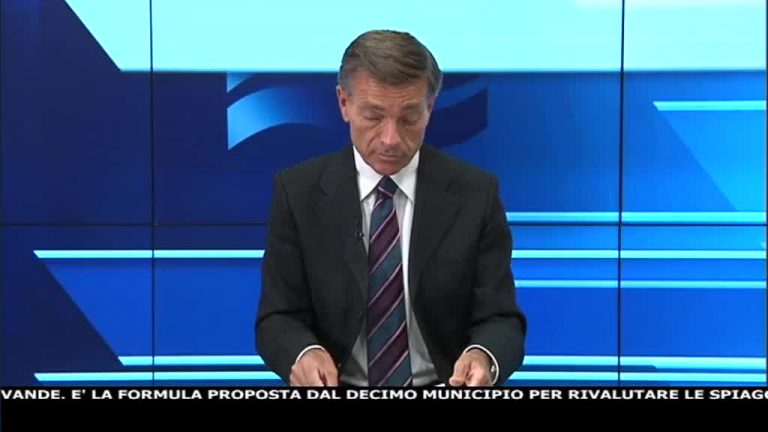 Canale 10 News 12/05/2020