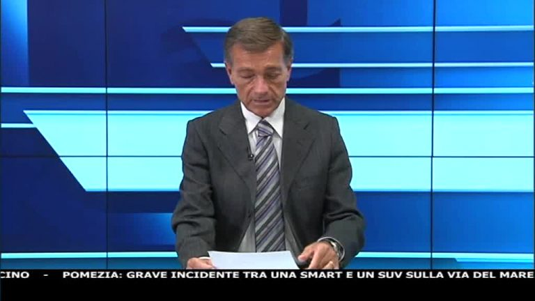 Canale 10 News 13/05/2020