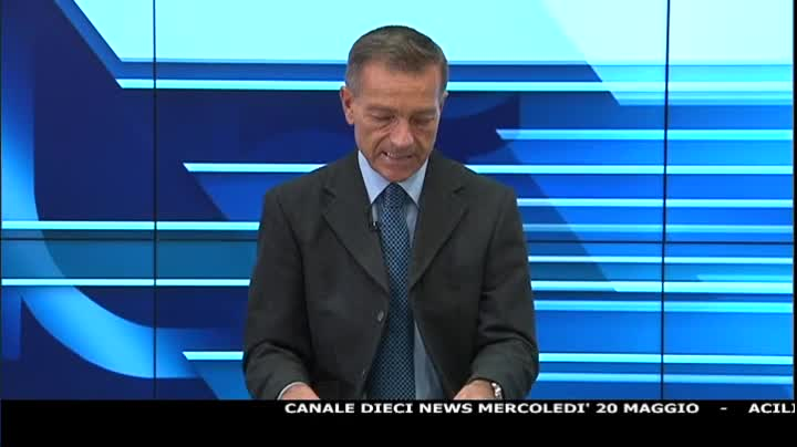 Canale 10 News 20/05/2020