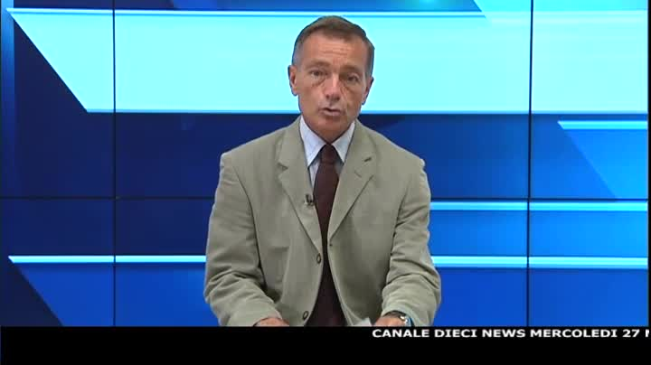 Canale 10 News 27/05/2020