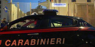 edicola carabinieri ostia