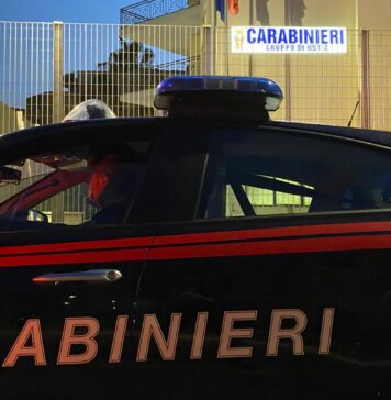 carabinieri ostia
