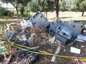 Decimo Muncipio: rimossa discarica Parco Lilloni
