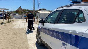 Controlli Polizia Locale a Ostia