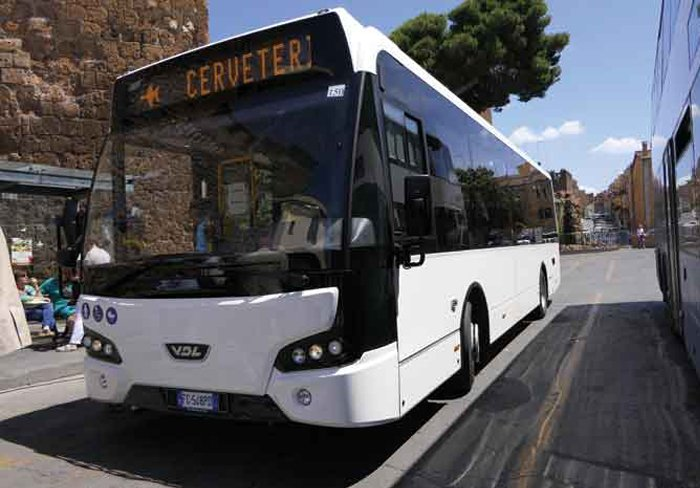 trasporto pubblico locale cerveteri