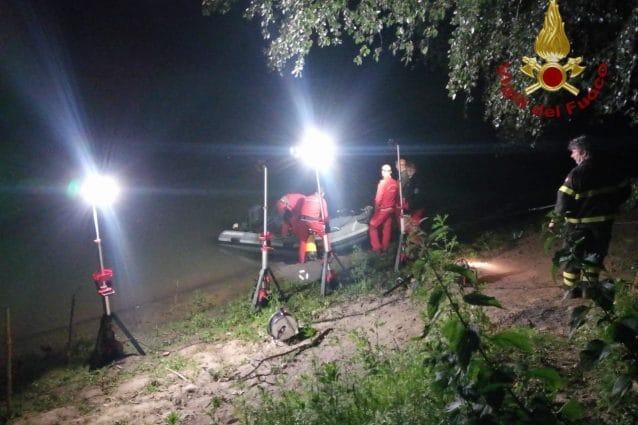 Aereo precipitato nel Tevere: ritrovato il velivolo, ma del 23enne di Cerveteri ancora nessuna traccia 3