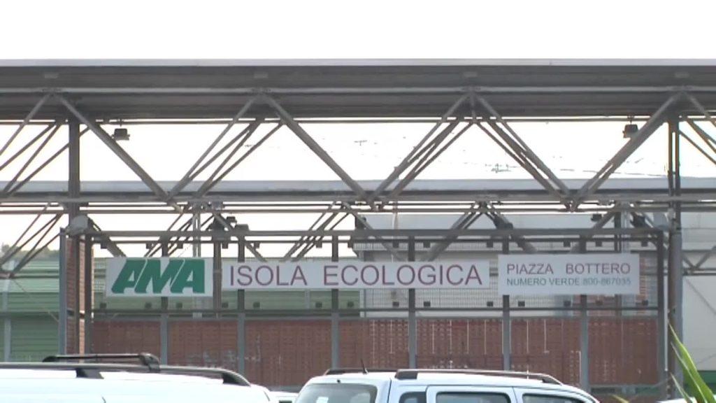 Ostia: L'Ama ha annunciato la riapertura dell'Isola Ecologica di Piazza Bottero 2