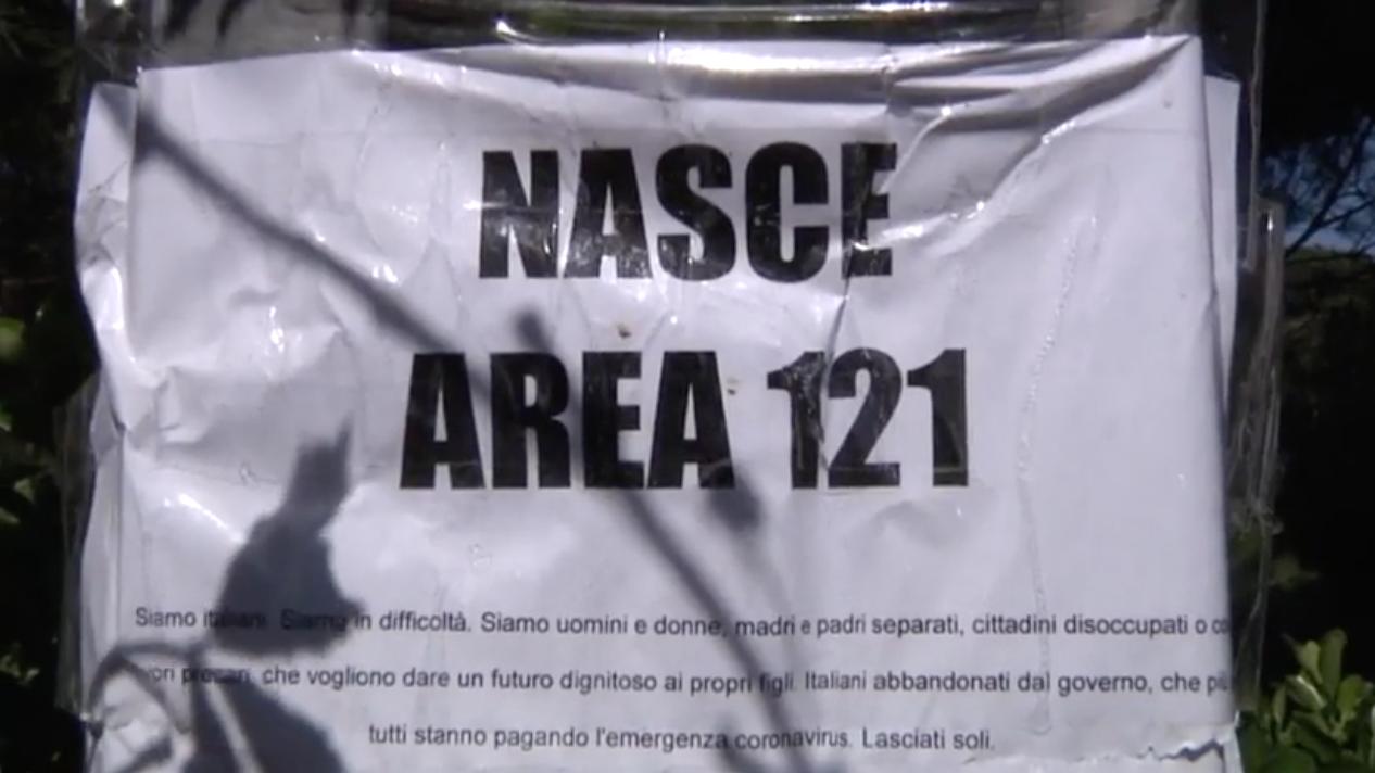 area 121