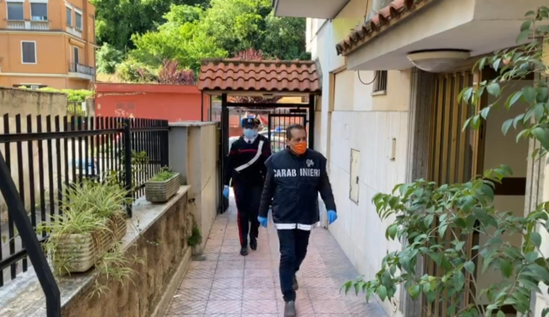 Carabinieri Fiumicino