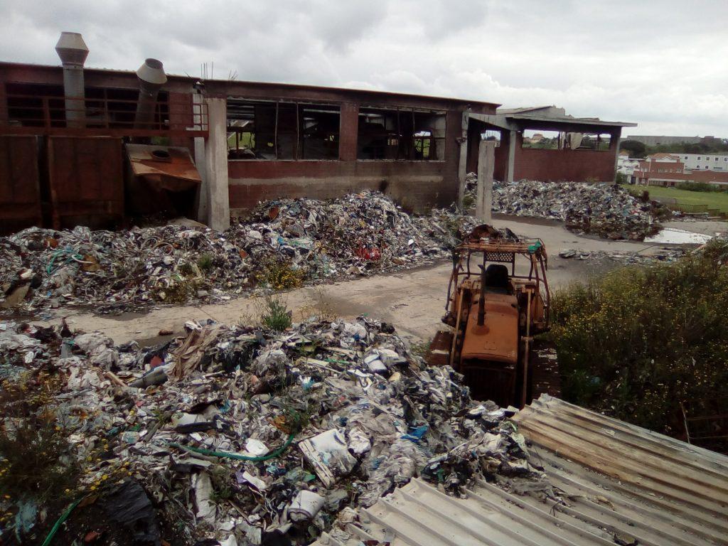 Pomezia: a tre anni dal rogo della EcoX  i cittadini chiedono risposte 2