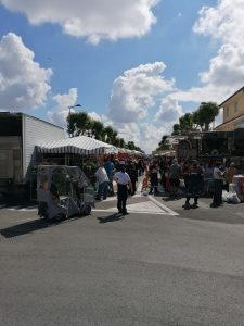 Fiumicino mercato sabato