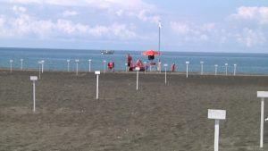 Ostia: spiagge libere