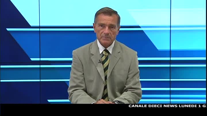 Canale 10 News 01/06/2020