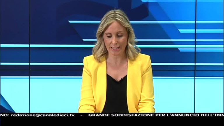 Canale 10 News 20/06/2020