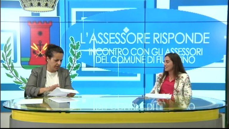 L'ASSESSORE RISPONDE DEL 25/06/2020