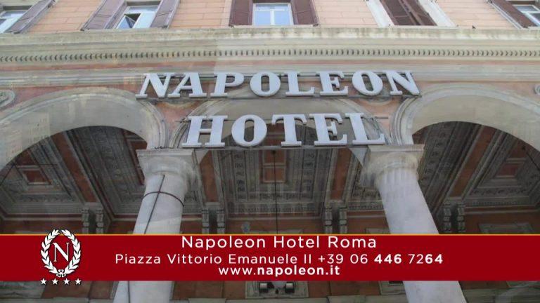 Napoleon Hotel Roma