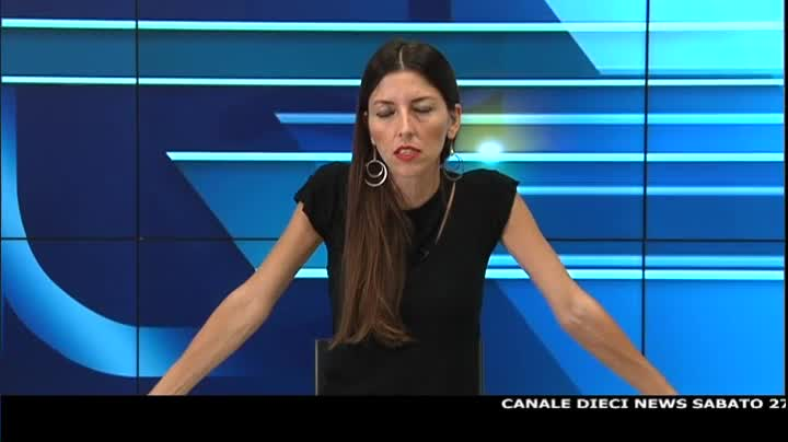 Canale 10 News 27/06/2020