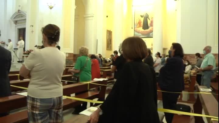 Preghiera Sant'Egidio migranti