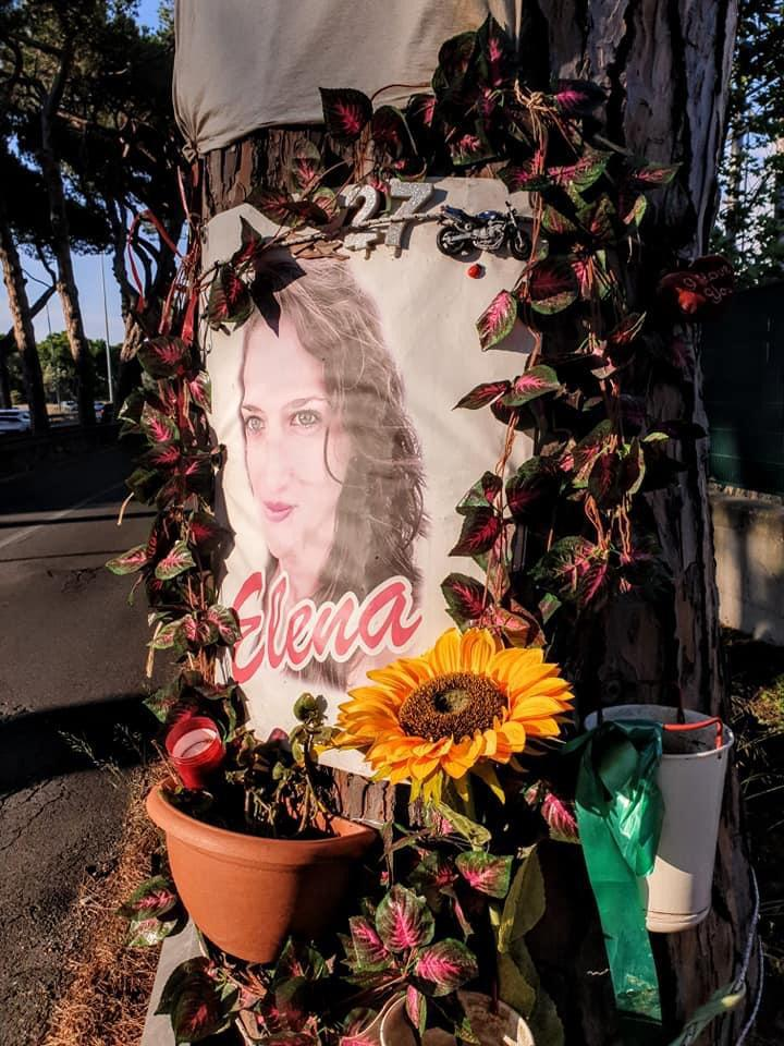 Via Ostiense: riasflaltata la strada dove è morta Elena Aubry 7