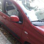 Auto vandalizzate a Ostia Antica: la denuncia dei cittadini 1