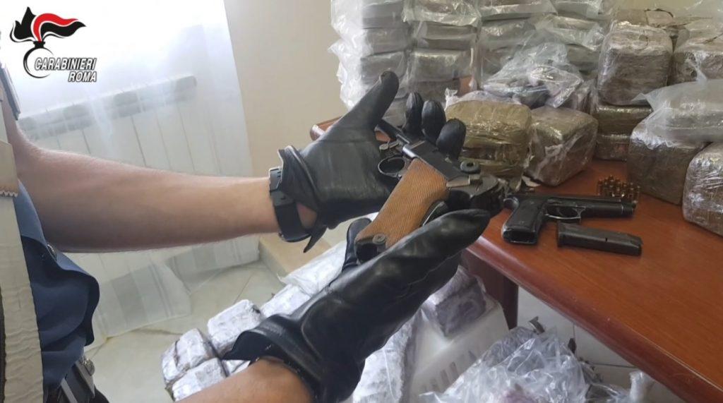 Traffico di stupefacenti tra la Spagna e l'Italia. Carabinieri arrestano 9 persone. 1