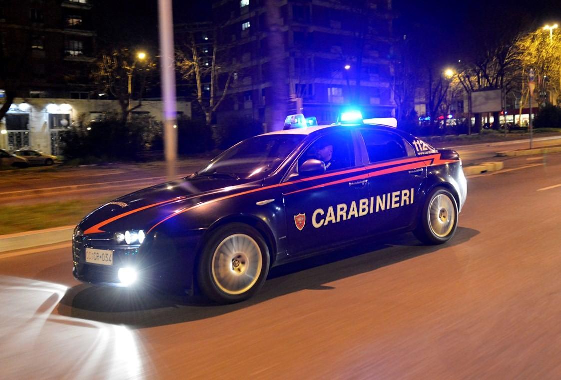 carabinieri civitavecchia