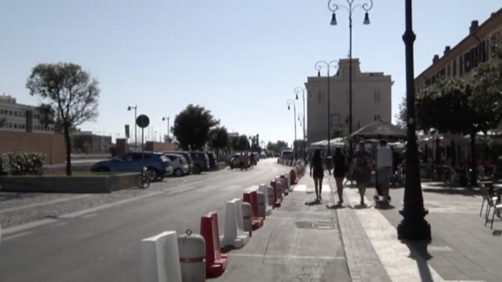Fiumicino: Energie per l'Italia suggerisce al Comune di creare un'isola pedonale su Via Della Torre Clementina 1