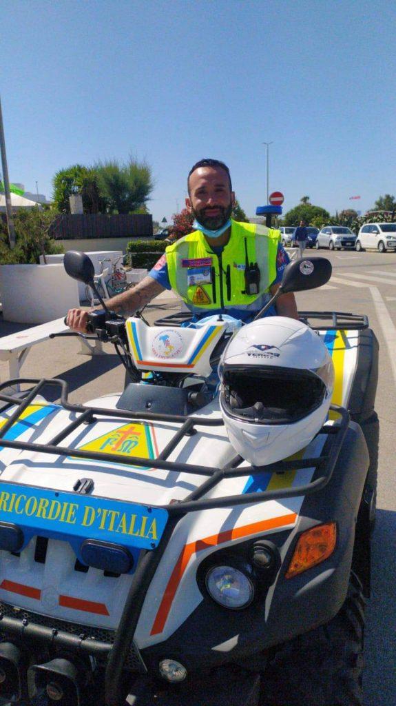 Fiumicino: quad per vigilare sulle spiagge libere 3
