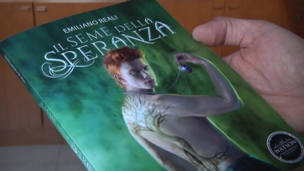 """""""Il seme della speranza"""": è uscito il nuovo fantasy di Emiliano Reali 1"""