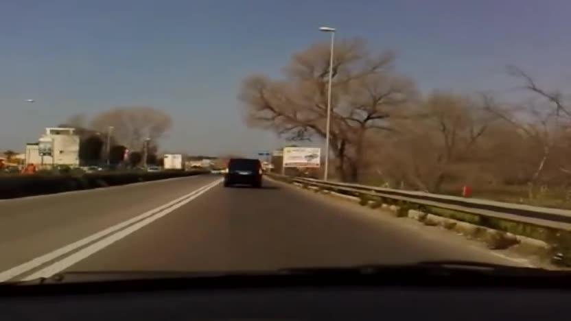 Viadotto dell'Aeroporto a Fiumicino