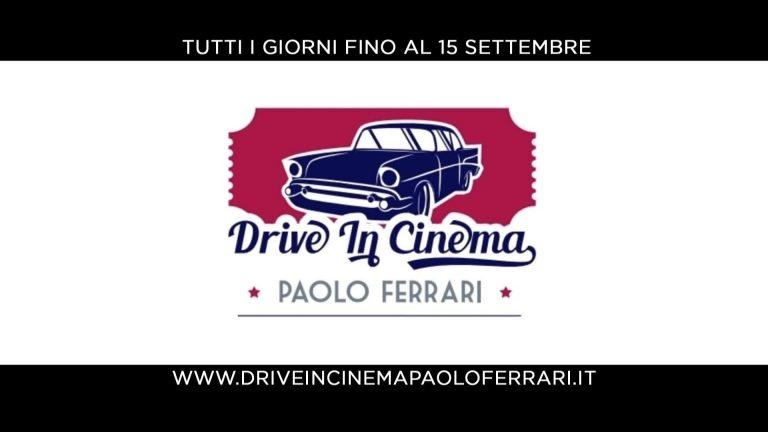 Drive In Paolo Ferrari Cineland