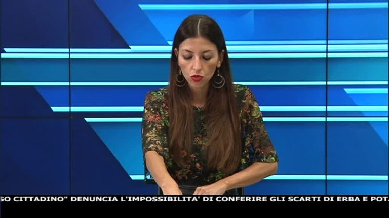 Canale 10 News 18/07/2020