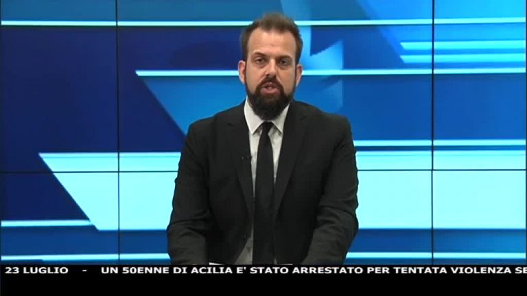 Canale 10 News 23/07/2020