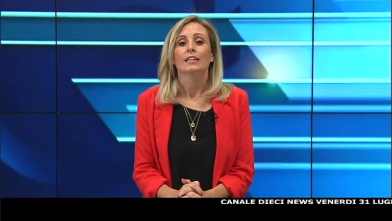 Canale 10 News 31/07/2020