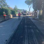 Manutenzione strade: lavori ad Aranova e Fregene 1